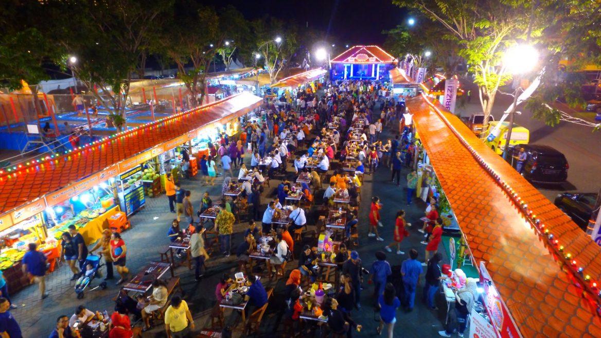 Rental Mobil Surabaya ke Pasar Malam Kodam Brawijaya | Putera Mentari